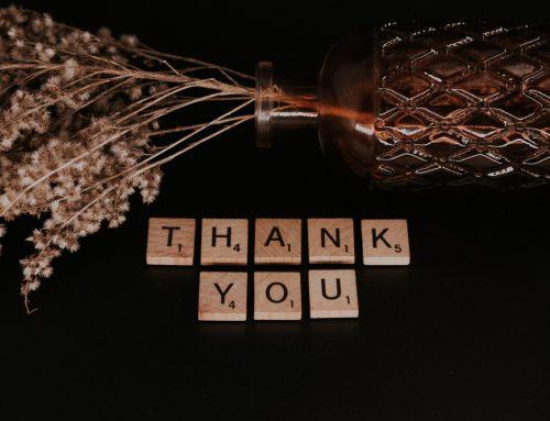 GRATITUDE—THANKFULLY GRATEFUL