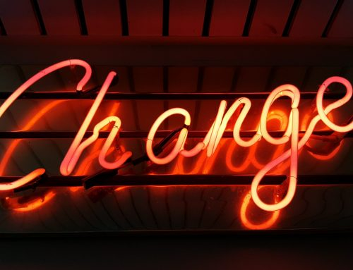 Dancing with Change